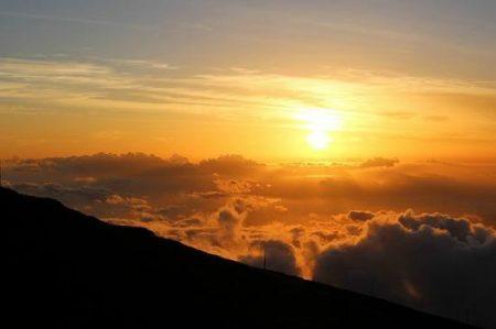 ハワイ ハレアカラ国立公園 景色