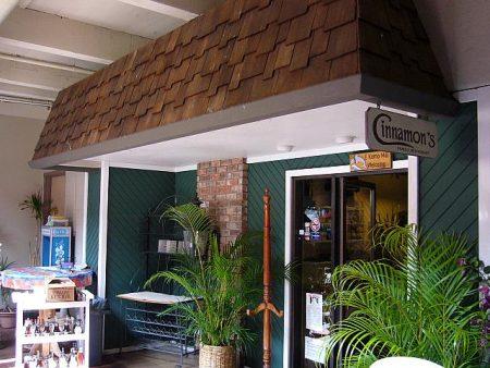 ハワイ フォトジェニックパンケーキ シナモンズレストラン