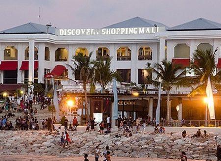 バリ島 買い物 ディスカバリーモール