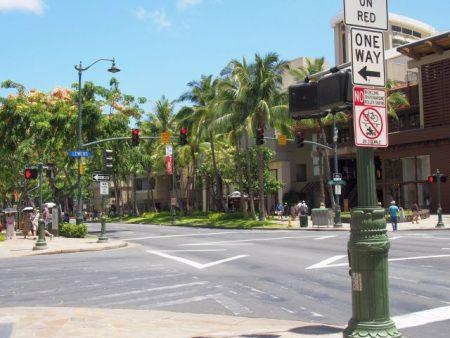 ハワイ 予備知識 交通ルール