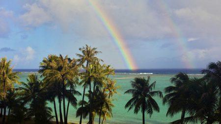グアム 気候 海洋性熱帯気候