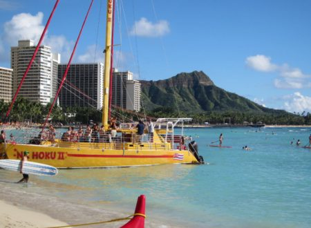 ハワイ オアフ島 南側エリア