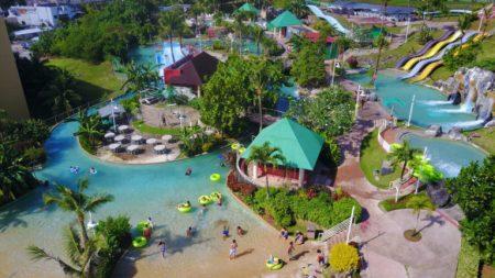 グアム 観光 ターザウォーターパーク