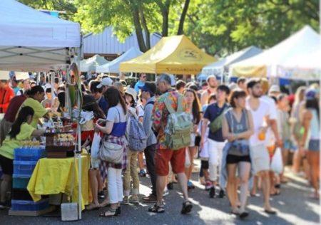 ハワイ HFBF Farmers' Market 楽しみ方