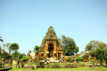 バリ島 注意点 寺院の見学