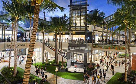 ハワイ オアフ島 アラモアナセンター