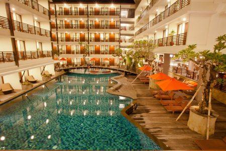 バリ島 旅行予算 ホテル
