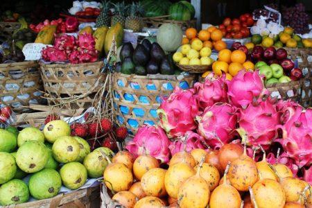バリ島 雨季 フルーツ