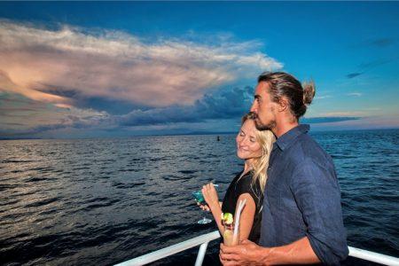 バリ島 ツアー サンセット・ディナークルーズ