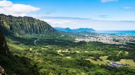 ハワイ オアフ島 東側エリア