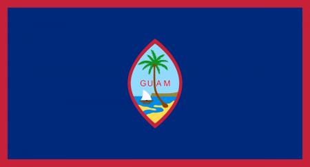 グアム 国 国旗