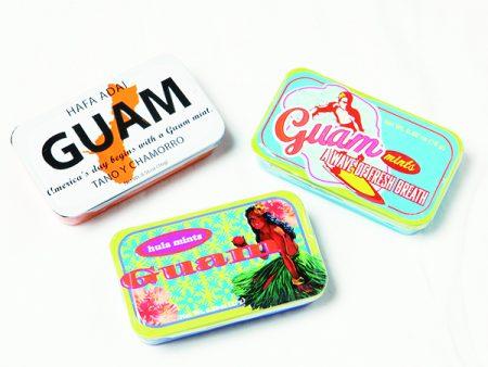 グアムのお土産ミントタブレット