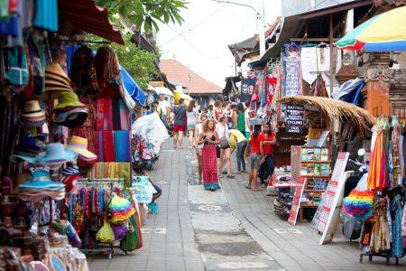 バリ島 旅行記 ウブド市場
