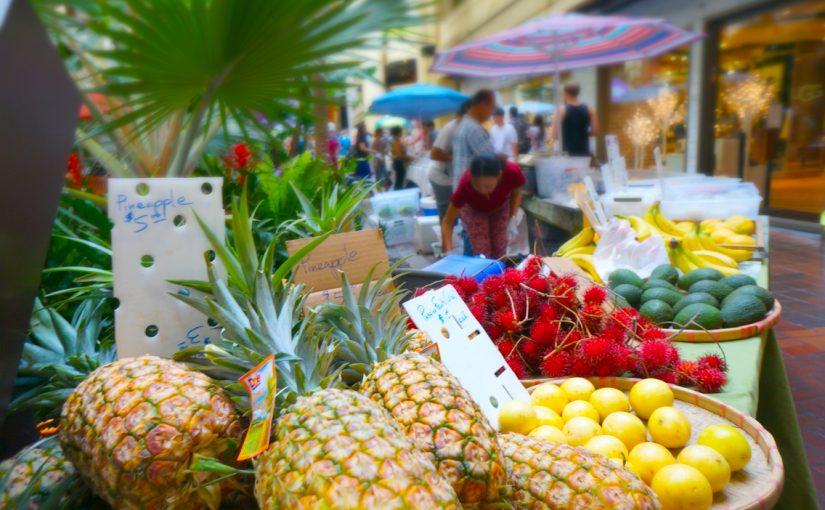 ハワイ ファーマーズマーケット HFBF Farmers' Market