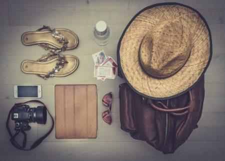 グアム旅行で着ない持ち込みようの中身