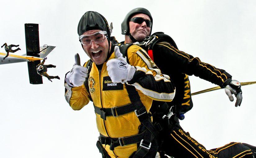 ハワイ スカイダイビング スポーツ