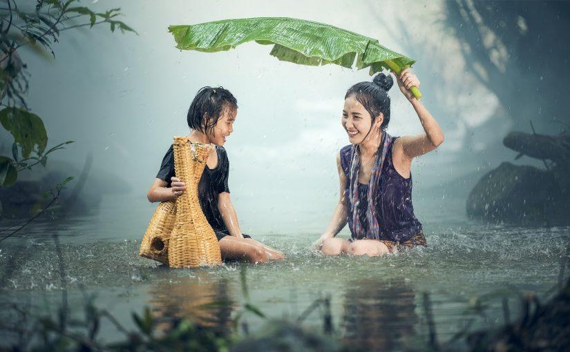 バリ島 気候 雨季