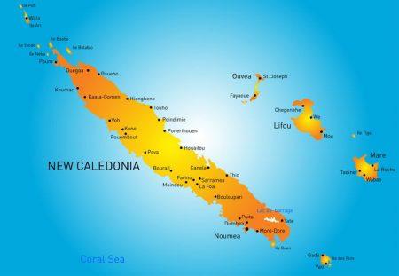 ニューカレドニア ツアー 基本情報
