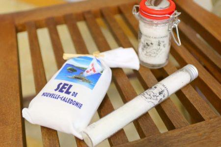 ニューカレドニア おみやげ 手作り塩
