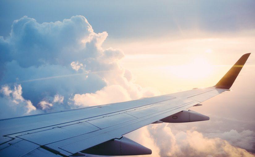 ニューカレドニア 飛行機