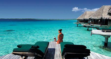 タヒチ 新婚旅行ホテル ソフィアボラボラプリアベートビーチリゾート