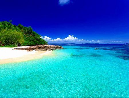 プーケット ビーチ コーラル島