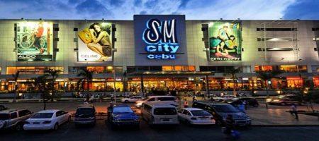 セブ島 ショッピング SMセンターシブ