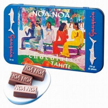 タヒチ お土産 チョコレートノアノア