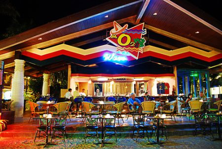 セブ島 夜遊び レストーバー
