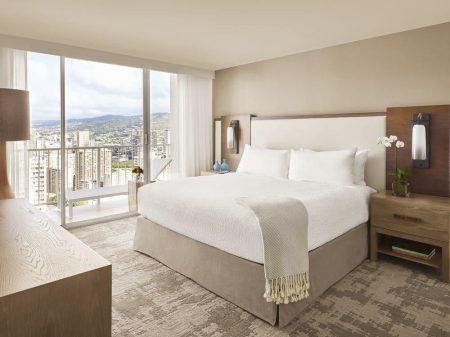 ハワイ アロヒラニリゾートワイキキビーチホテル スタンダードルーム