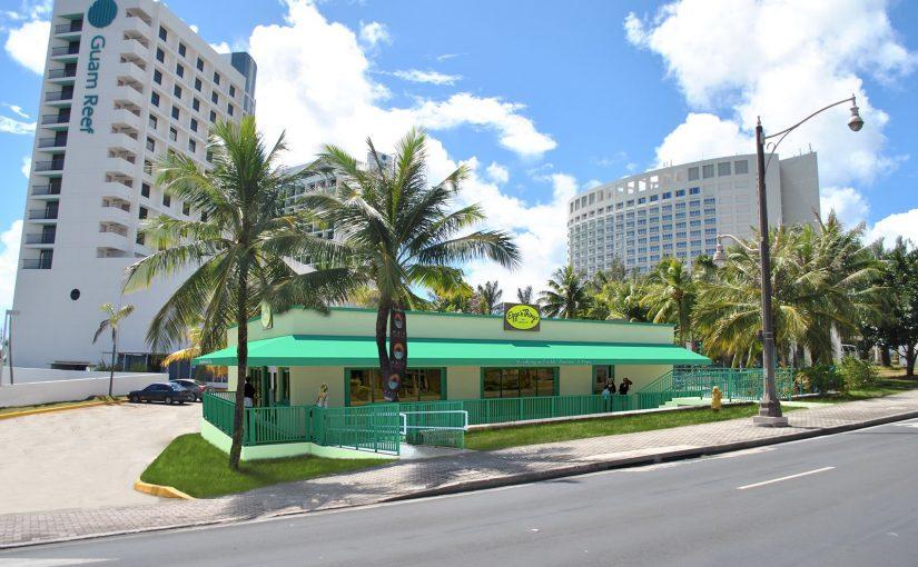 グアム グアムリーフオリーブスパ&リゾート ホテル