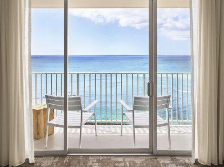 ハワイ アロヒラニリゾートワイキキビーチホテル プレミアオーシャンフロント