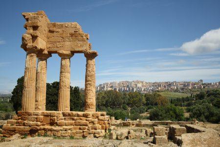 シチリア 観光 世界遺産行き方