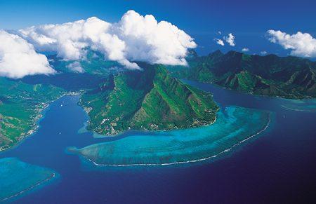 タヒチ ホテル モーレア島