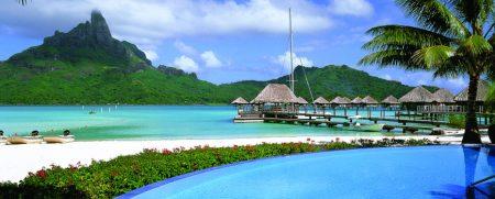 タヒチ 新婚旅行 パールビーチリゾート