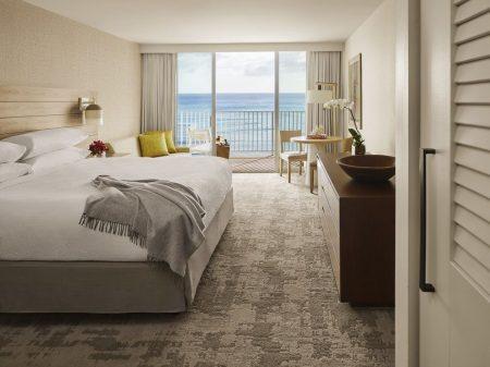 ハワイ アロヒラニリゾートワイキキビーチホテル オーシャンビュー