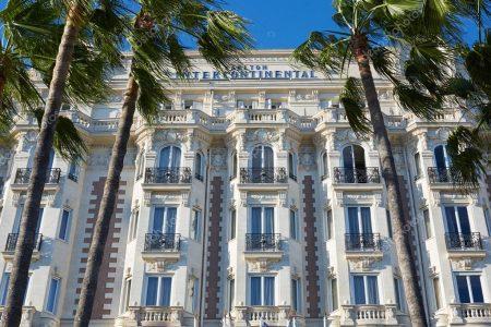 カンヌ ホテル