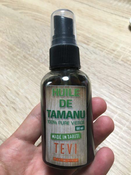 タヒチ お土産 タマヌオイル
