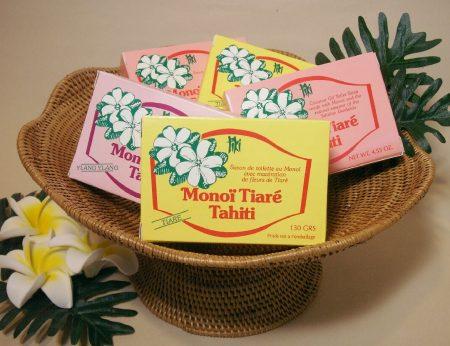 タヒチ お土産 モノイ石鹸