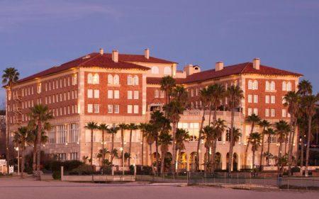 サンタモニカ ホテル カーサデルマール