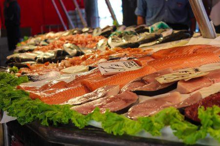 シチリア シチリア島 魚介類