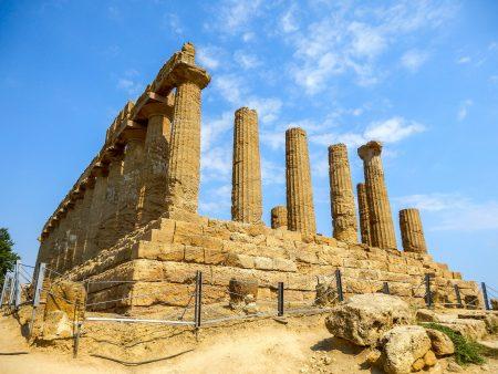 シチリア シチリア島 パレルモ世界遺産