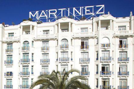 カンヌ ホテル ホテルマルチネス