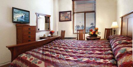 サンタモニカ ホテルカーメル 室内