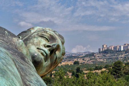 シチリア 観光 アグリジェント