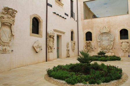 シチリア 観光 ベッローモ州立美術館