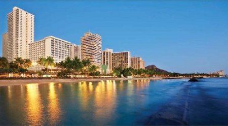 ハワイ アロヒラニリゾートワイキキビーチ ホテル