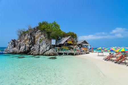 プーケット ビーチ カイ島