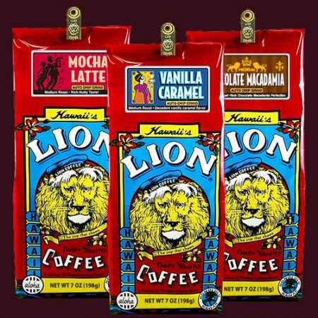 ハワイ コーヒー ライオンコーヒー