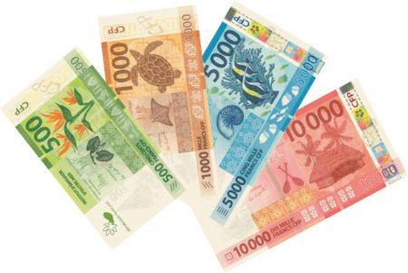 ニューカレドニア 通貨 事情